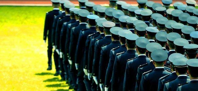 Emniyette 12 bin 801 polis görevden atıldı