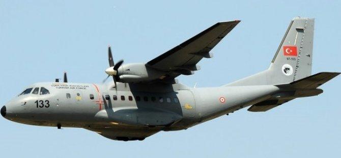 Rusya üzerinde Türk uçağıyla gözlem uçuşu yapılıyor