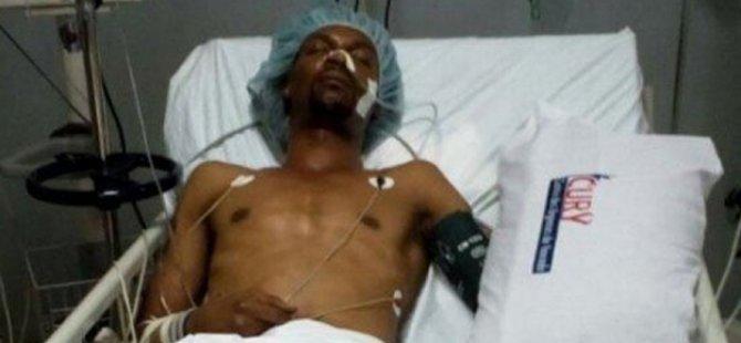 Rigobert Song'un sağlık durumu iyiye gidiyor