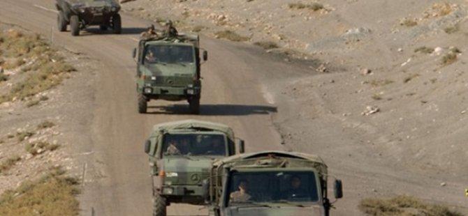 İngiliz ajans: Bin Türk özel kuvvet askeri Suriye'de