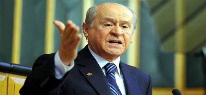 Devlet Bahçeli'den teröristbaşı Gülen'e mesaj