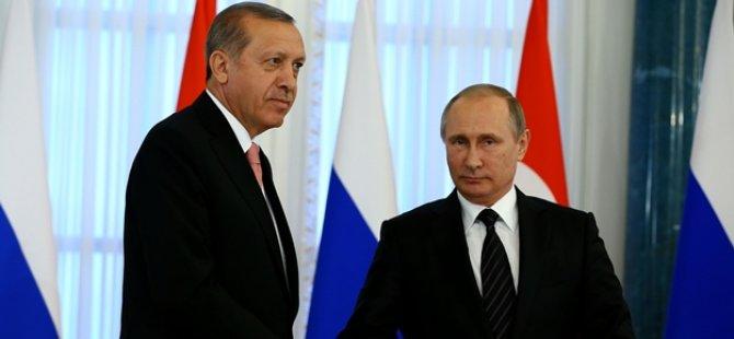 Putin'in Türkiye ziyaretinin tarihi belli oldu