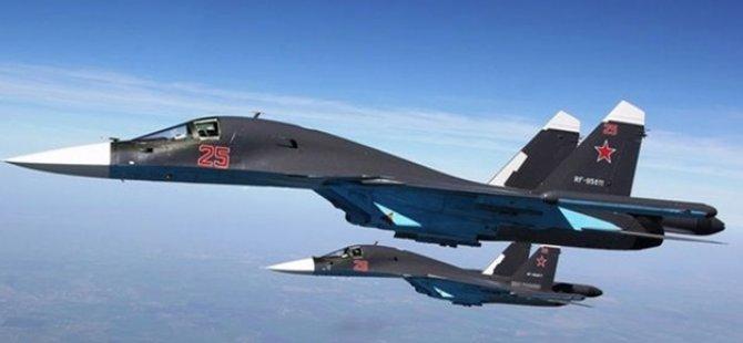 Rus uçakları Finlandiya hava sahasını ihlal etti