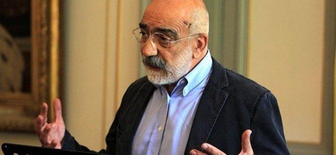 Erdoğan Ahmet Altan'la ilgili şikâyetinden vazgeçmedi