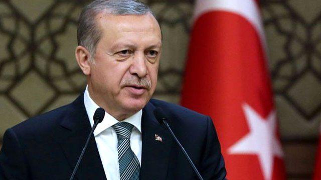 Erdoğan'dan şemdinli açıklaması