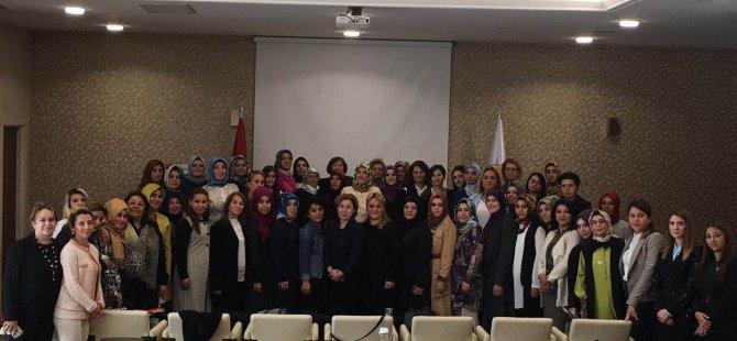 AK Partili Kadınlara Bir Ödül Daha