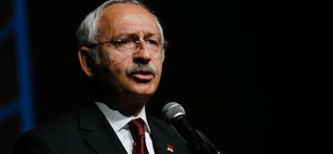 Kılıçdaroğlu'na 2 yıl hapis istemi!