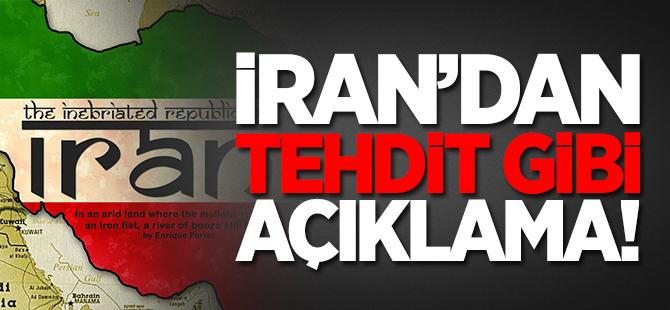 İran'dan Irak'a sert uyarı