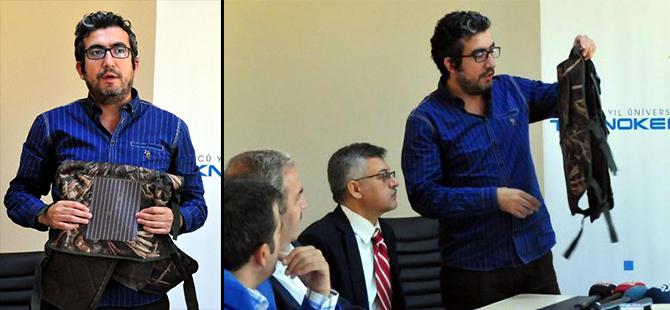 Türk Mühendis, Giyilebilen Güneş Paneli Yaptı