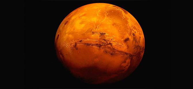 Mars'ta ABD'ye komşu geliyor!
