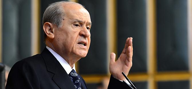 Erdoğan'ın sözleri Bahçeli'yi harekete geçirdi