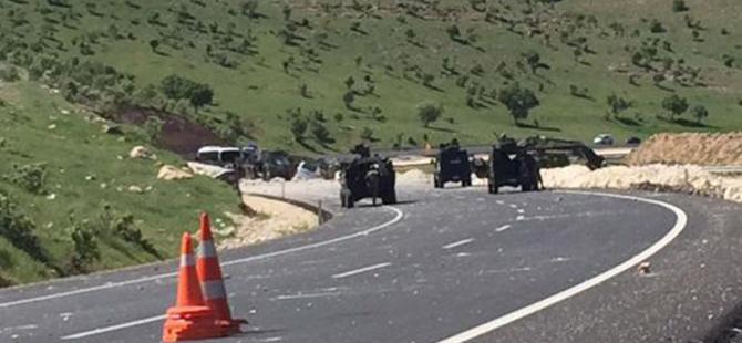 Mardin'de patlama: 3 asker şehit