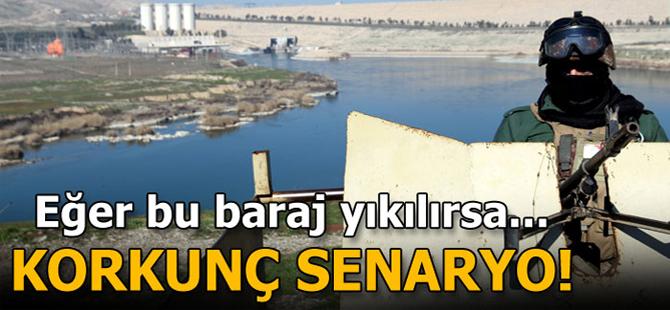 Musul Barajı'na zarar gelirse her şey değişir!