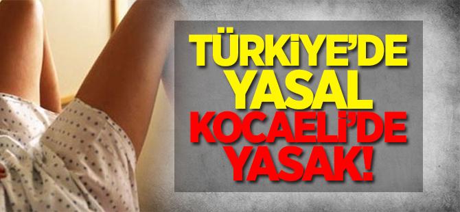 Kocaeli'de devlet hastanelerinde kürtaj yasak mı?
