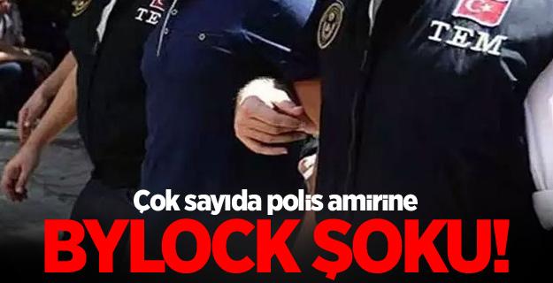 61 polis amirine ByLock şoku!