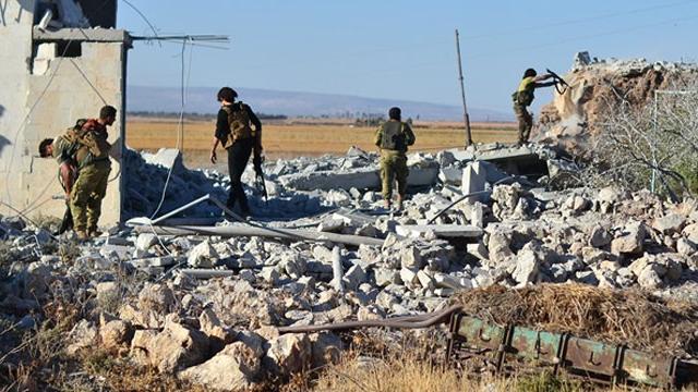PYD TSK'nın Bulunduğu Köye Saldırdı