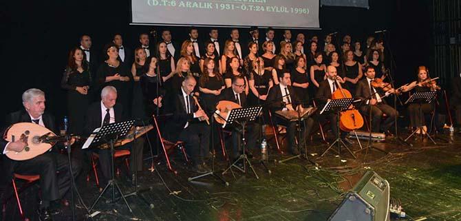 Büyükşehir'den Sanat Müziği sevenlere keyifli bir konser