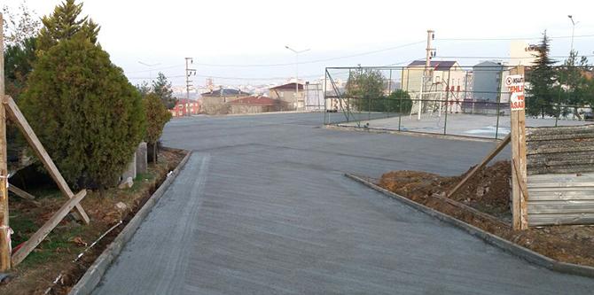 Çayırova'ya bir spor salonu daha yapılıyor