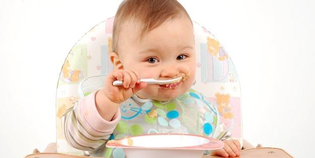 2 yaş altı bebek aslında ne yemeli?