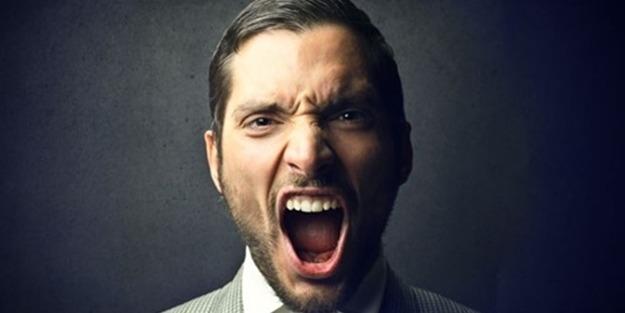 Çok öfkeliyseniz, dikkat!