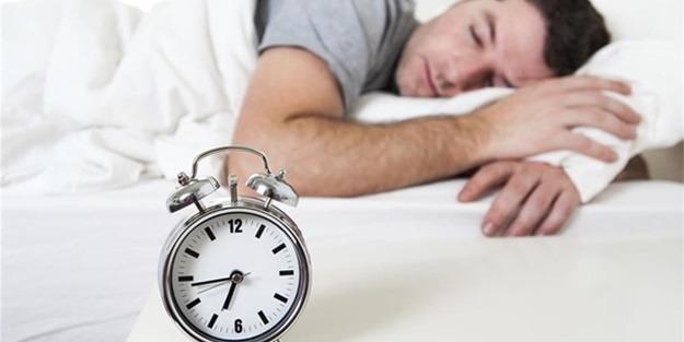 Alarmı kapatıp tekrar uyumayın!
