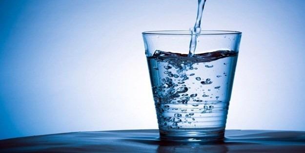 Aç karnına su içerseniz...
