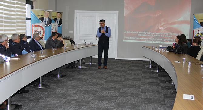 Çayırova Belediyesi'nden Kurum Kültürü Semineri