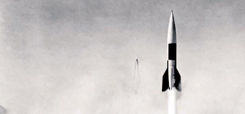 1944'te fırlatılan roket New York'u vuracak!