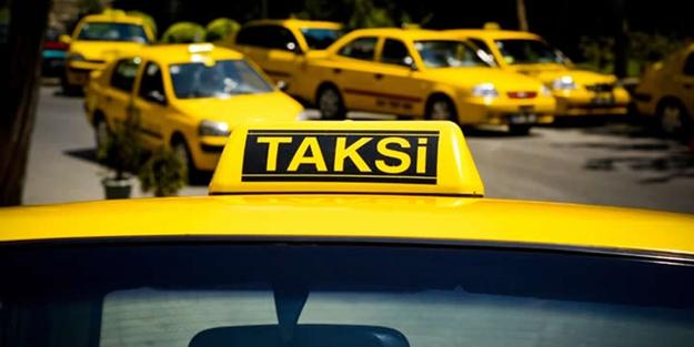 Takside en kısa mesafe 8 lira 75 kuruş oluyor