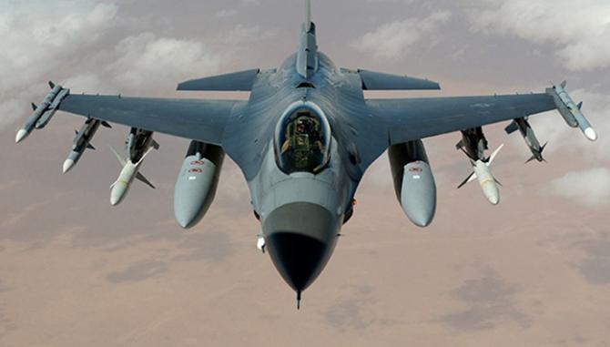 Türk jetleri elebaşını öldürdü!