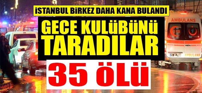 Ortaköy'deki gece kulübüne terör saldırısı!