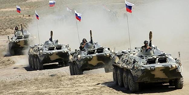 5 bin Rus askeri bize karşı savaşıyor