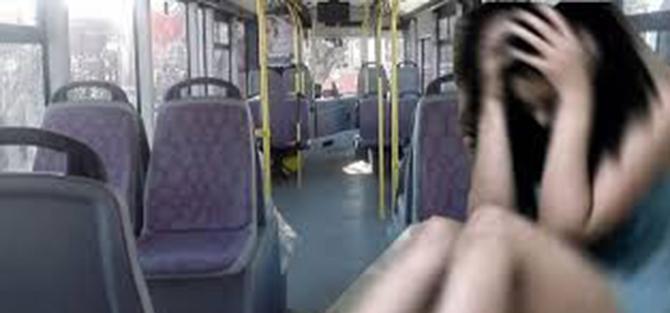 Halk otobüsünde tecavüz dehşeti