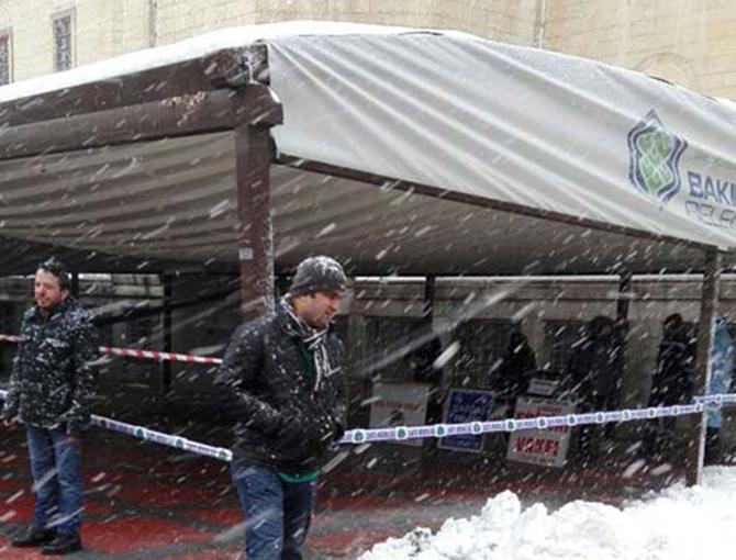 İstanbul'un göbeğinde bu katliama izin verildi