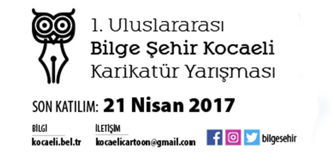 1. Uluslararası Kocaeli Karikatür Yarışması