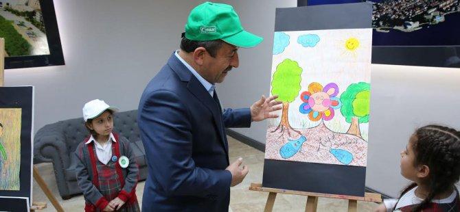 Darıca'da Yeşilay Haftası'nda anlamlı sergi