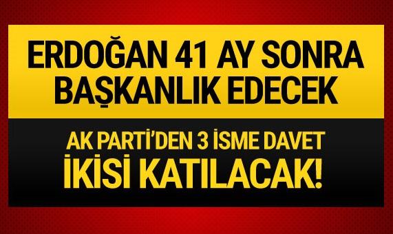 AK Parti'nin kampı başlıyor!