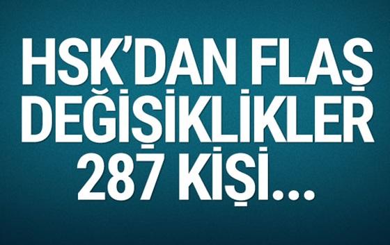 İşte 287 kişinin isimleri!
