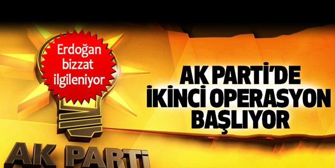 AK Parti'de yeni operasyon!