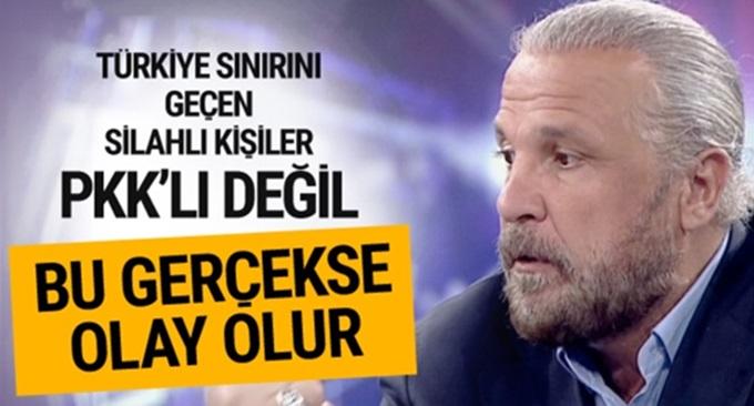 ABD'li teröristler Türkiye'ye girdi!