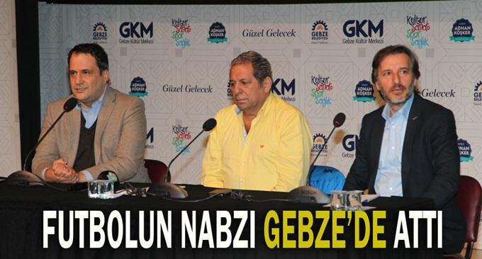 Erman Hoca Futbolun Nabzını Gebze'de Tuttu
