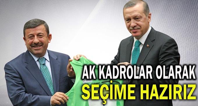 Karabacak'tan seçim açıklaması!