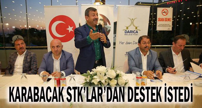Güçlü yarınlar için AK Parti!