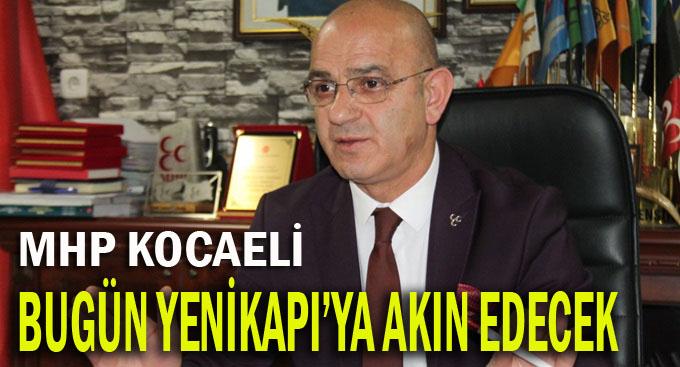 MHP tam kadro Yenikapı'ya gidecek!
