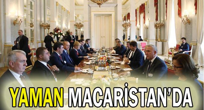 Yaman Macaristan'da
