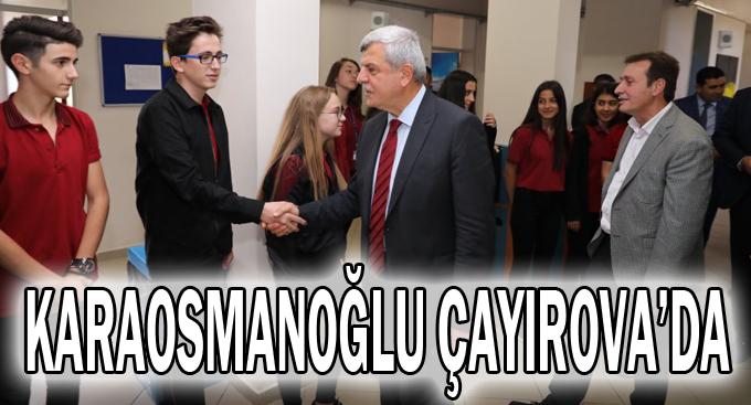 Karaosmanoğlu Çayırova'da