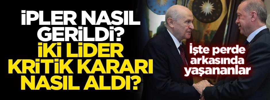Selvi: Erdoğan, ittifaksızlığı göze almış durumda!