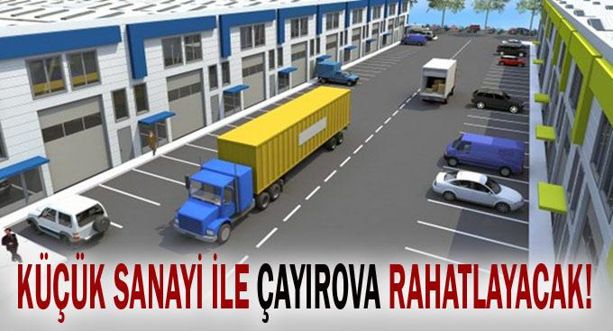 Çayırova Küçük Sanayi sitesi için gün sayıyor!