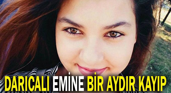 16 yaşındaki Emine'den 1 aydır haber alınamıyor