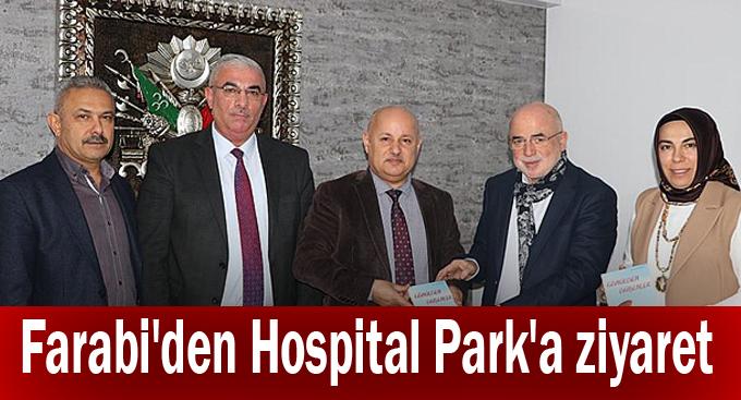Farabi'den Hospital Park'a ziyaret